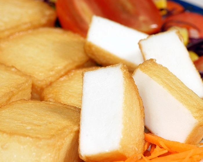 Fish Tofu Cake